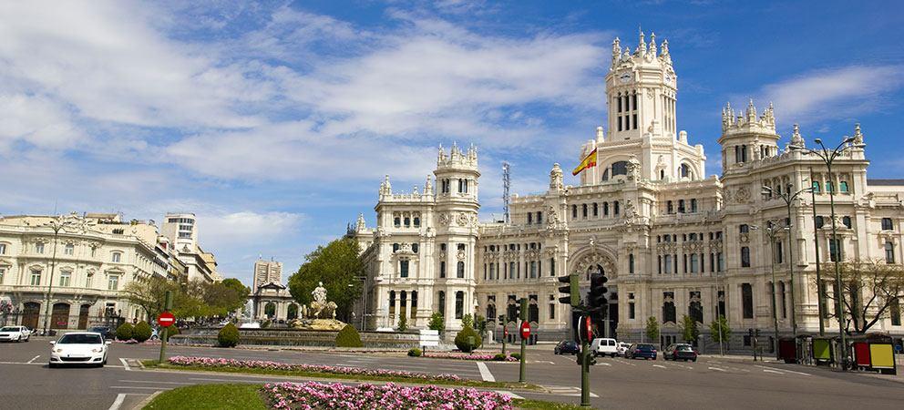Cómo es la Gran Vía de Madrid