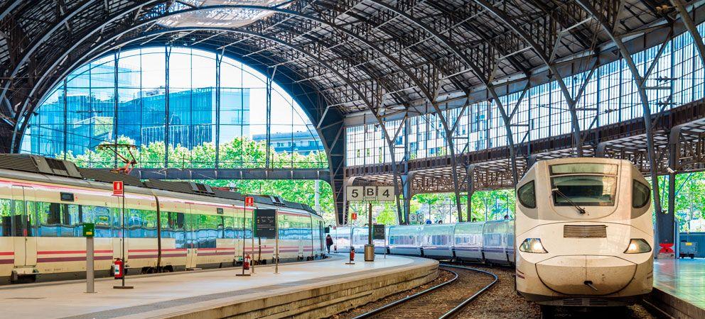 Como ir a la Estacion de Francia de Barcelona