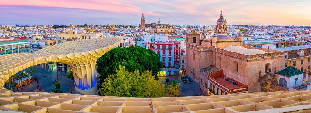 Como es Sevilla