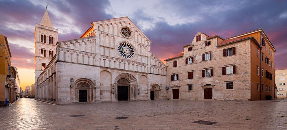 Visitar Zadar