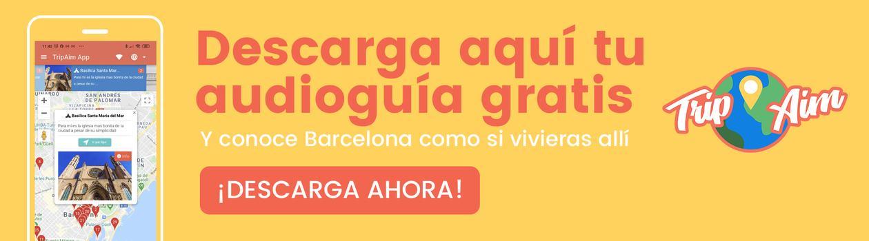 Rutas turisticas de Barcelona gratis