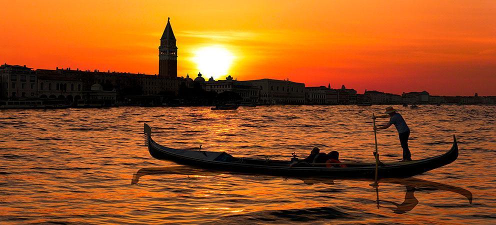 Actividades en Venecia