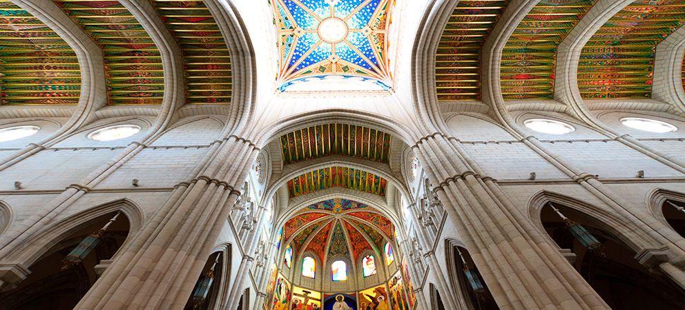 Como es la Catedral de la Almudena