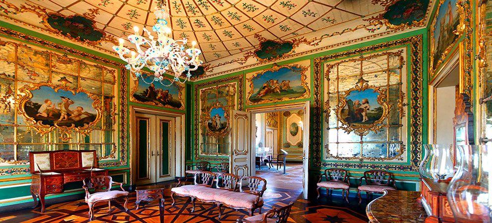 Como es el Palacio de Queluz