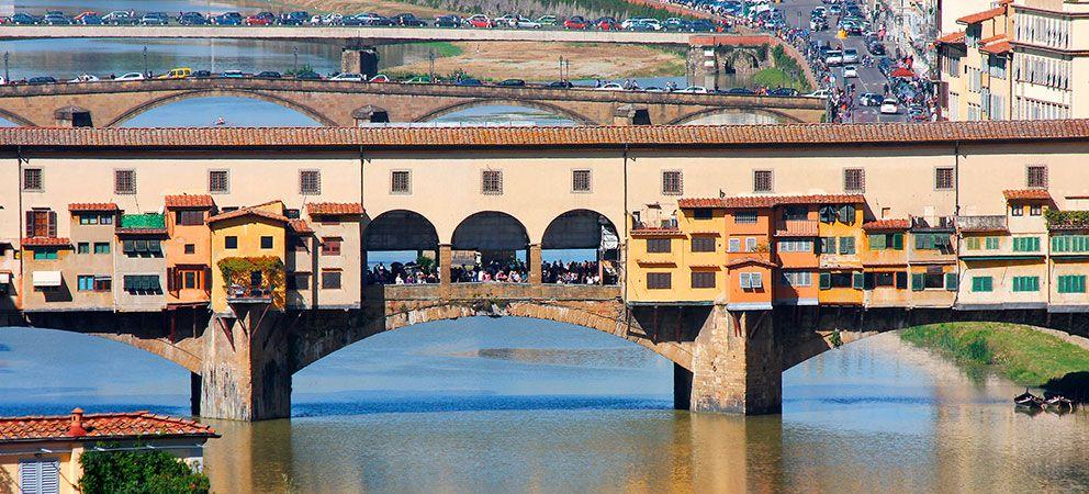 Visitar el Ponte Vecchio de Florencia