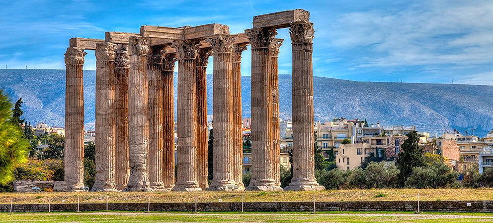 Monumentos de Atenas