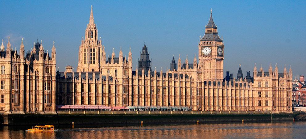 Visitas al Palacio de Westminster
