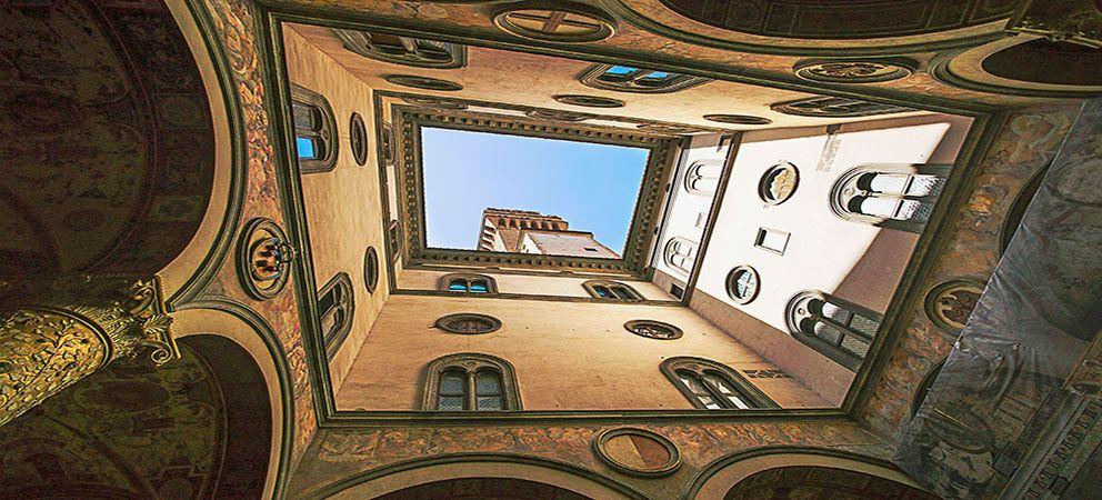 Como es la Galeria Degli Uffizi