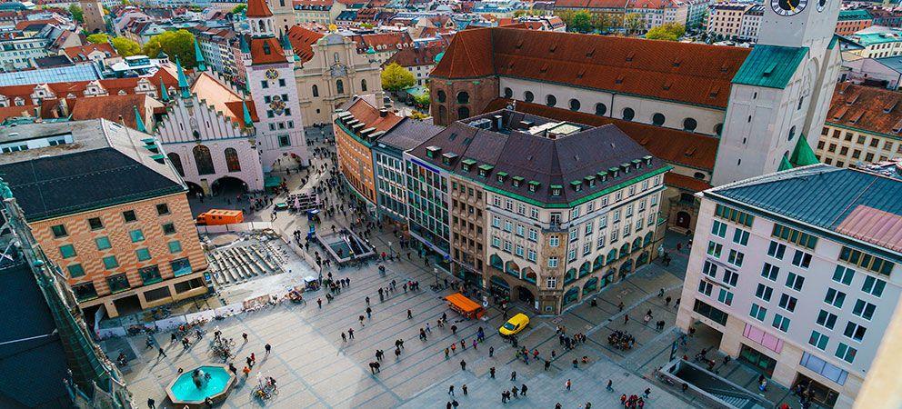 Visitas en Munich