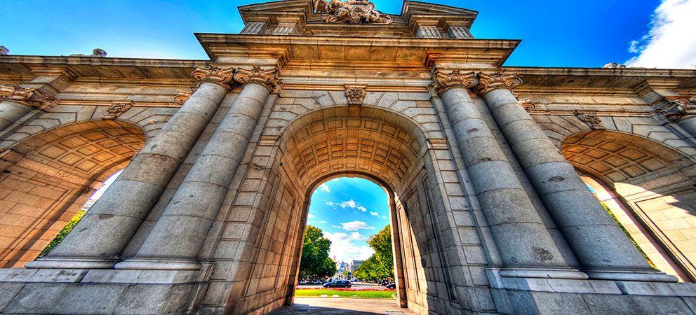 Conocer la Puerta de Alcalá
