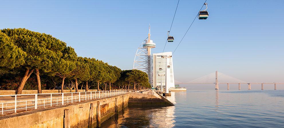 Visitar la Torre Vasco de Gama