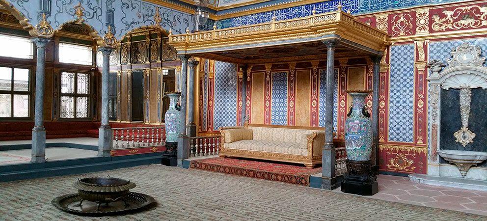 Conocer el Palacio de Topkapi