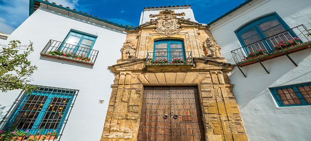 Visitar el Palacio de Viana