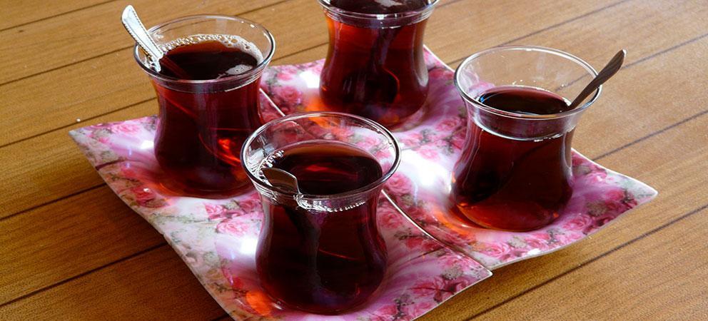 Bebidas de Estambul
