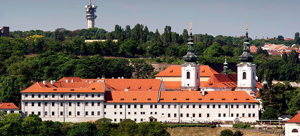 Visitar el monasterio de Strahov