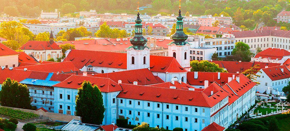Conocer el monasterio de Strahov