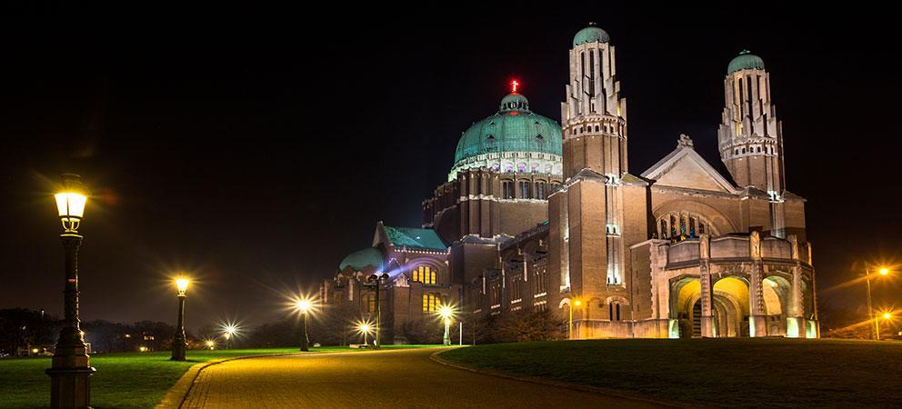 Conocer la Basilica del Sagrado Corazon