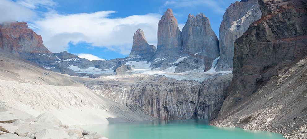 Las Torres del Paine de Puerto Natales