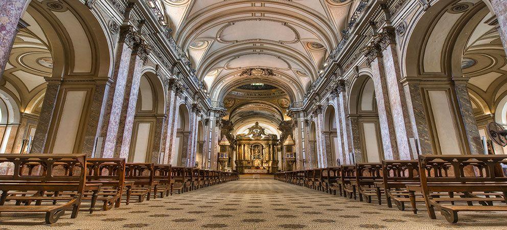 Visitar Catedral Metropolitana