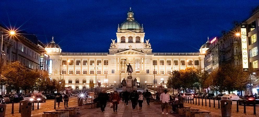 Visitar el Museo Nacional de Praga