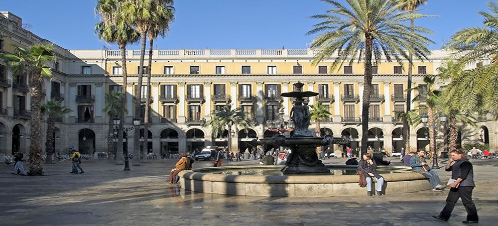 Conocer la Plaza Real