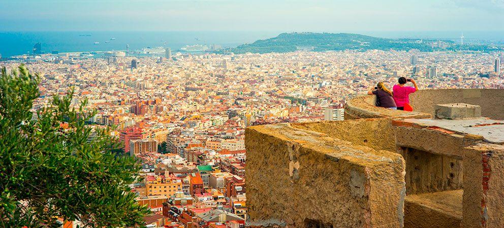 Visitas en Barcelona