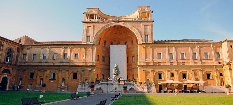 Visitar el Museo Vaticano