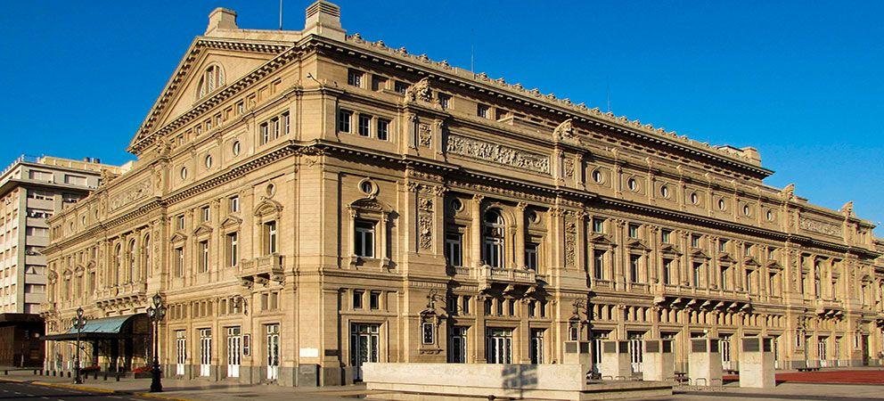 Teatros de Buenos Aires