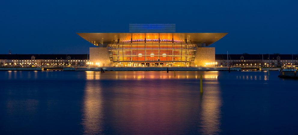 Conocer la Casa de la Opera