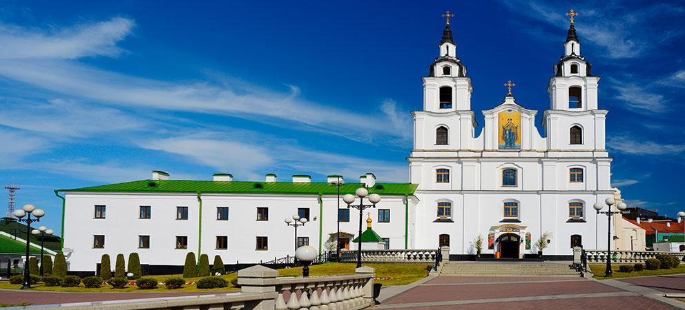 Iglesias de Minsk