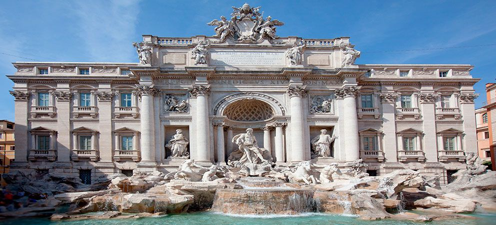 Visitas en Roma