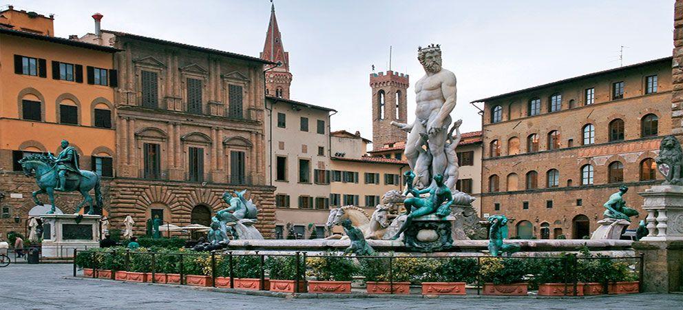 Itinerario para un dia en Florencia