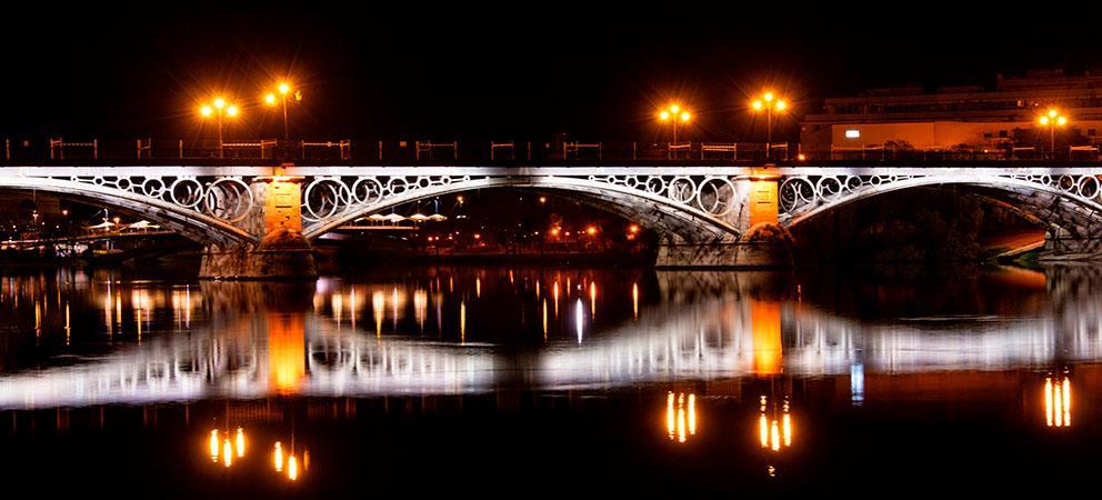 Visitar el Puente de Triana