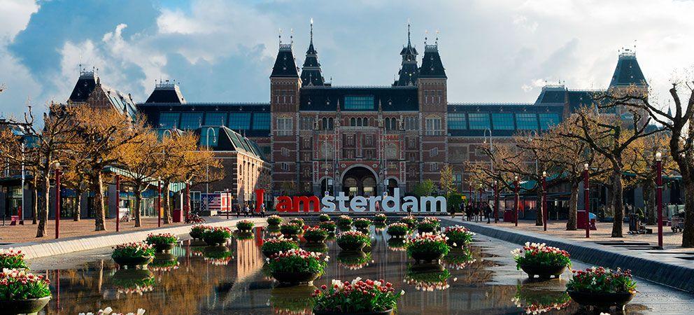 Visitas de Amsterdam