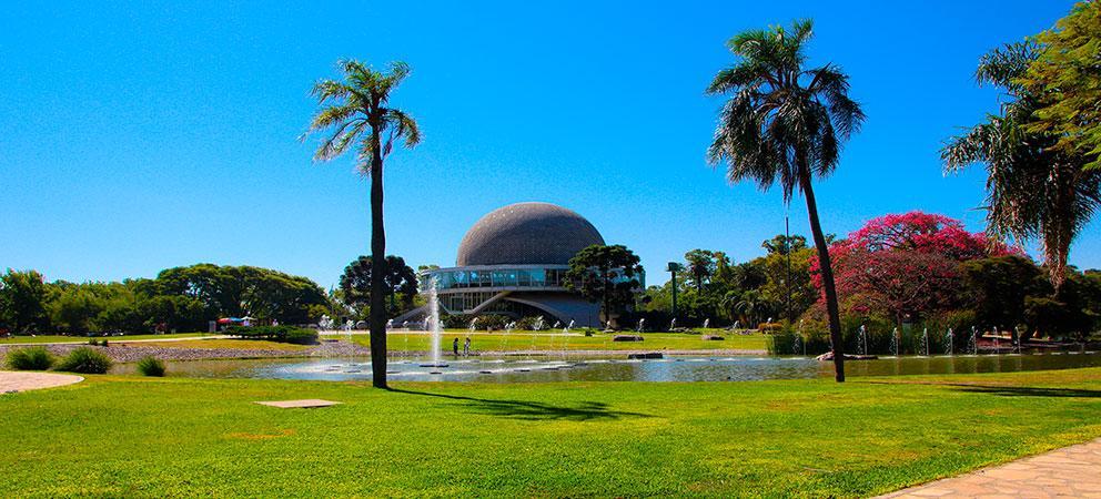 Visitar el Planetario de Buenos Aires