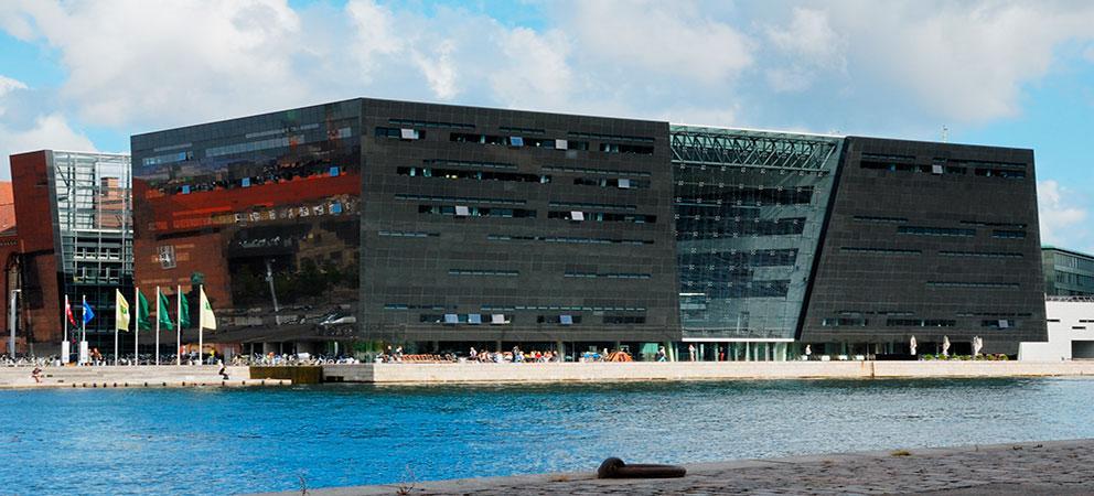 Bibliotecas de Copenhague