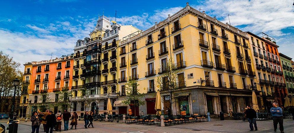 Visitas en Madrid