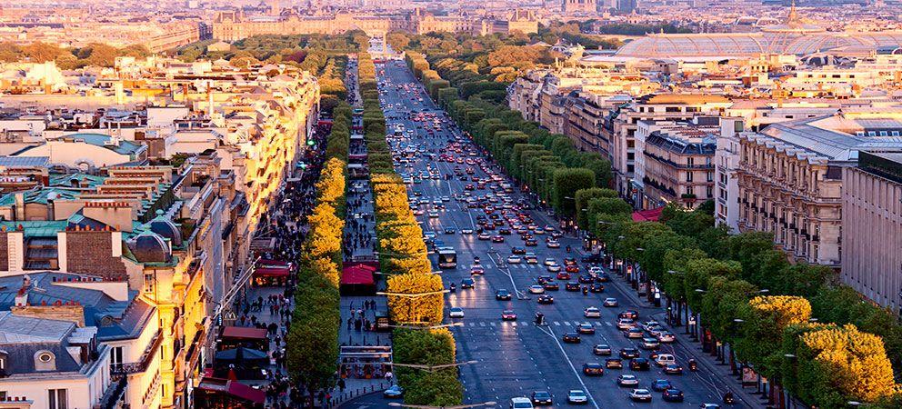 Caminar por Paris