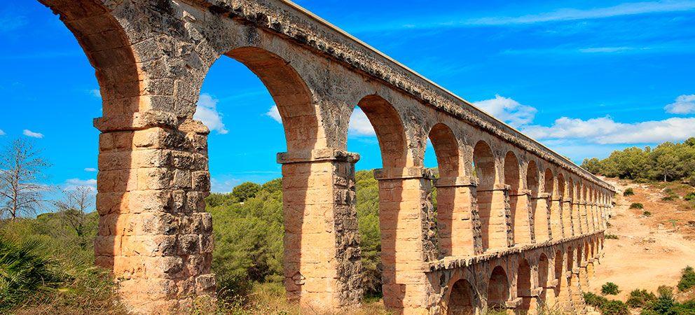 Conocer el acueducto de Tarragona