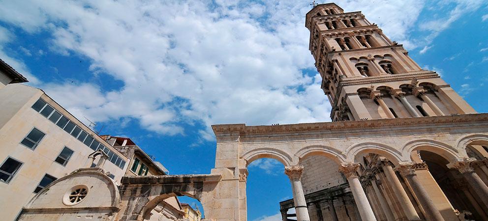 Conocer el Palacio de Diocleciano