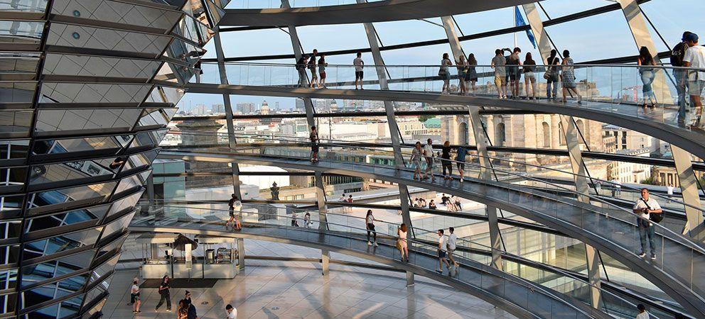 Visitar la Cúpula del Reichstag