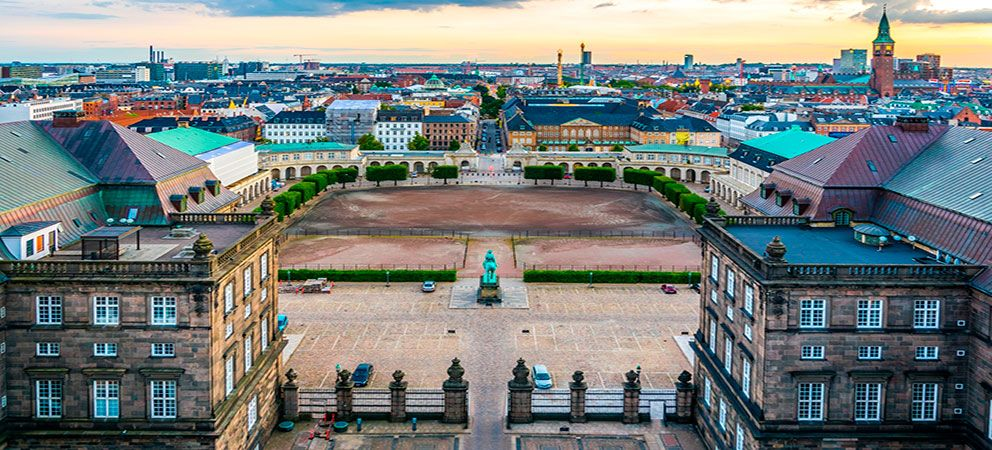 Conocer el Palacio de Christianborg