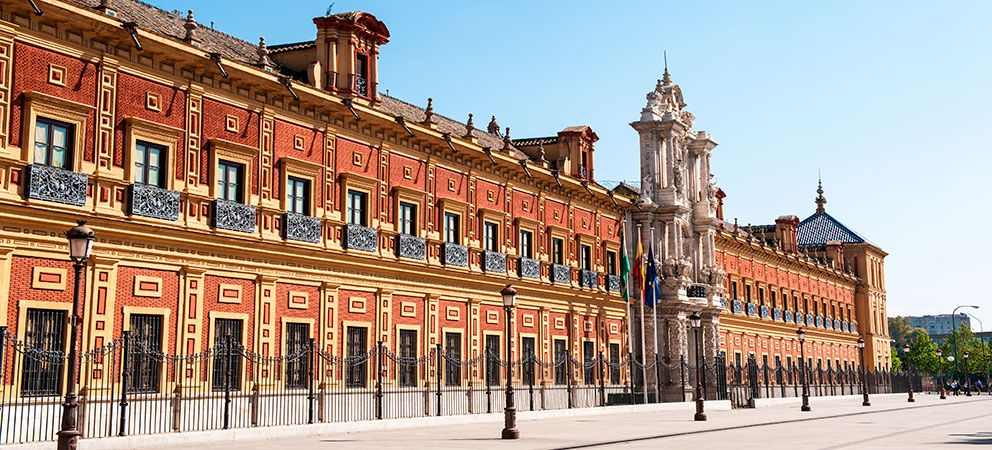 Lugares turisticos de Sevilla