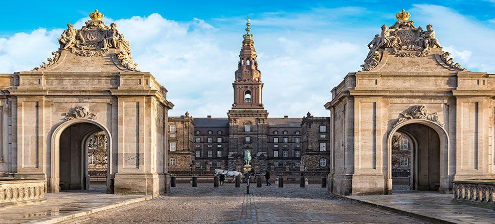Visitar el Palacio de Christianborg