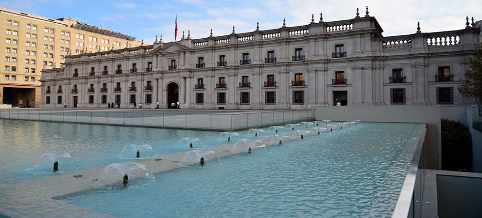 Lugares turisticos de Santiago de Chile