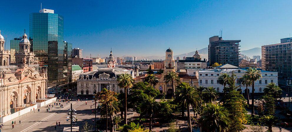 Visitas en Santiago de Chile