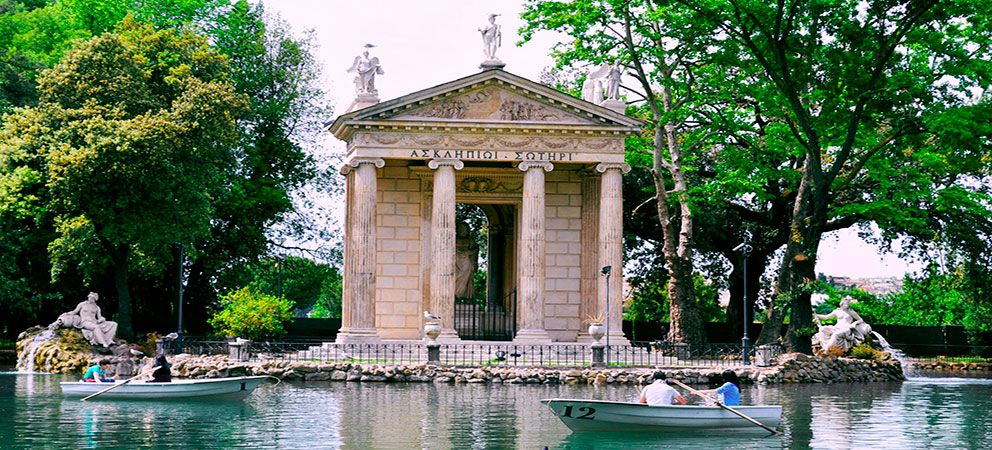 Lugares turisticos de Roma