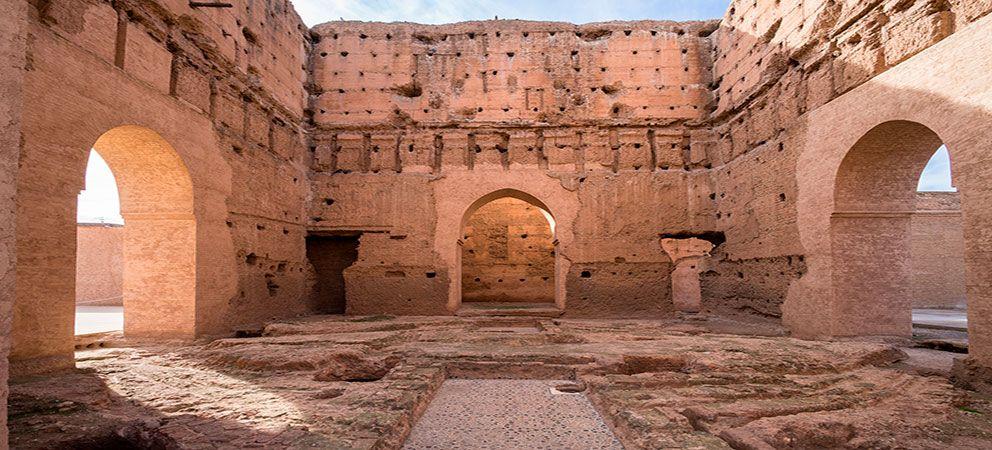 Conocer el Palacio El Badi