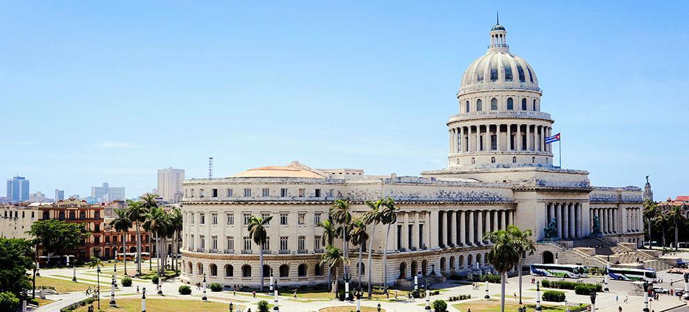 Visitar el Capitolio Nacional