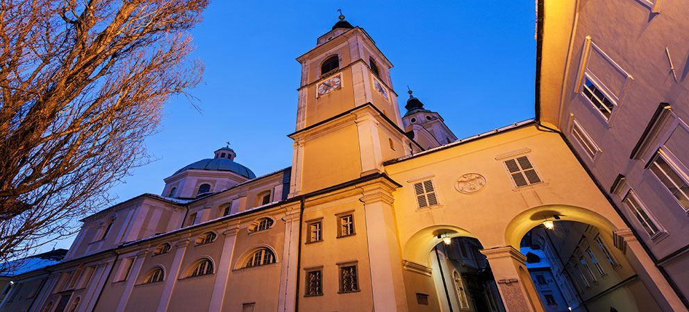 Como es la Catedral de San Nicolás